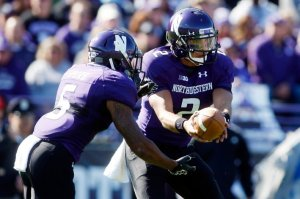 Northwestern Week 1